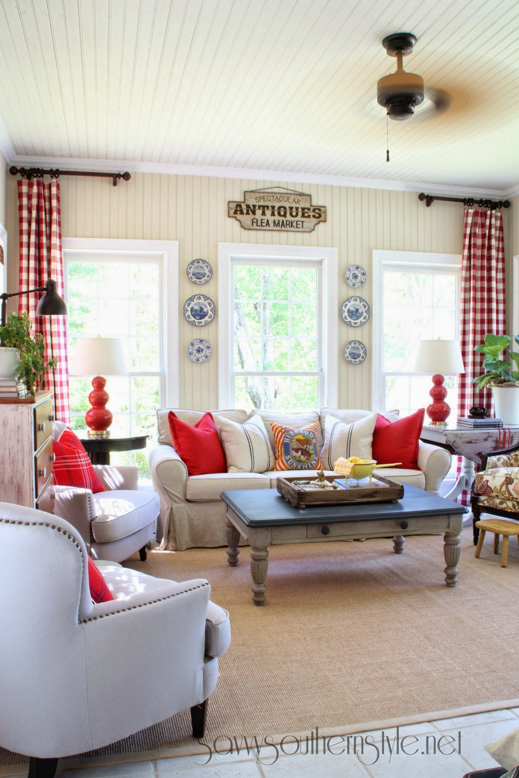 5 My Sun Room Is Favorite In Home Among Others And Any Time I Post About It Becomes A New Of Mine This The Latest Look