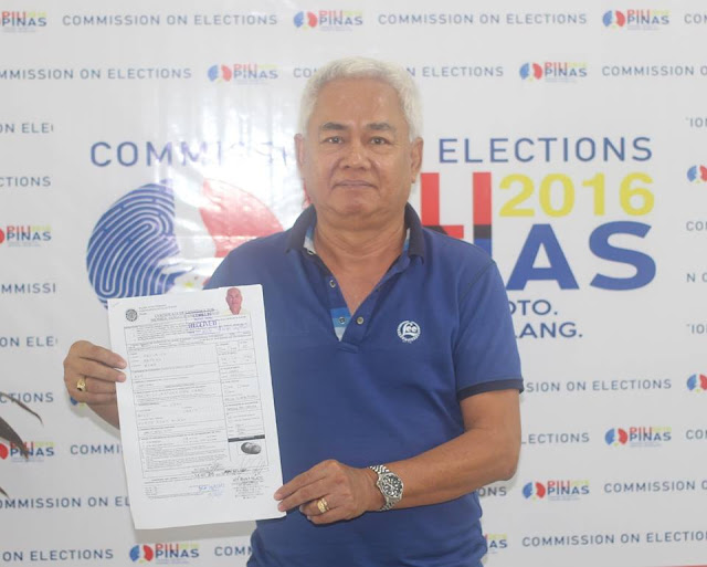 Pacifico, Arturo One Cebu Bogo Elections
