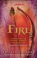 bookcover of FIRE by Kristin Cashore