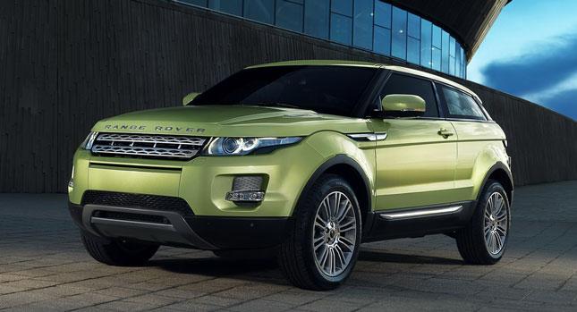 Range Rover presto le versioni sportive di Evoque e Range ...