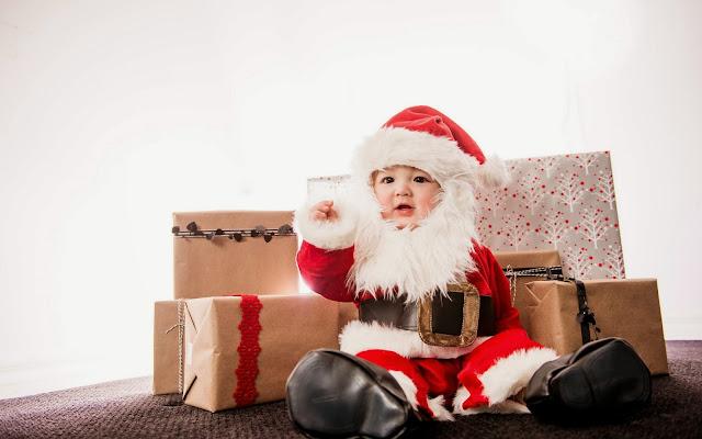 Imagenes de niños para Navidad