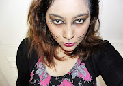 Halloween : Easy Wild Cat Makeup Look. w/special participation of my cutey .