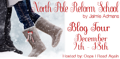 http://oopsireadabookagain.blogspot.com/2013/11/blog-tour-invite-north-pole-reform.html