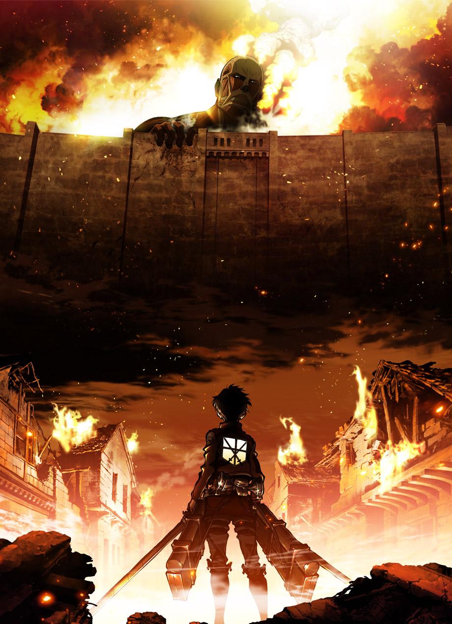 ... On Titan | Shingeki No Kyojin Episode 9 subtitle indonesia | Secret-Me