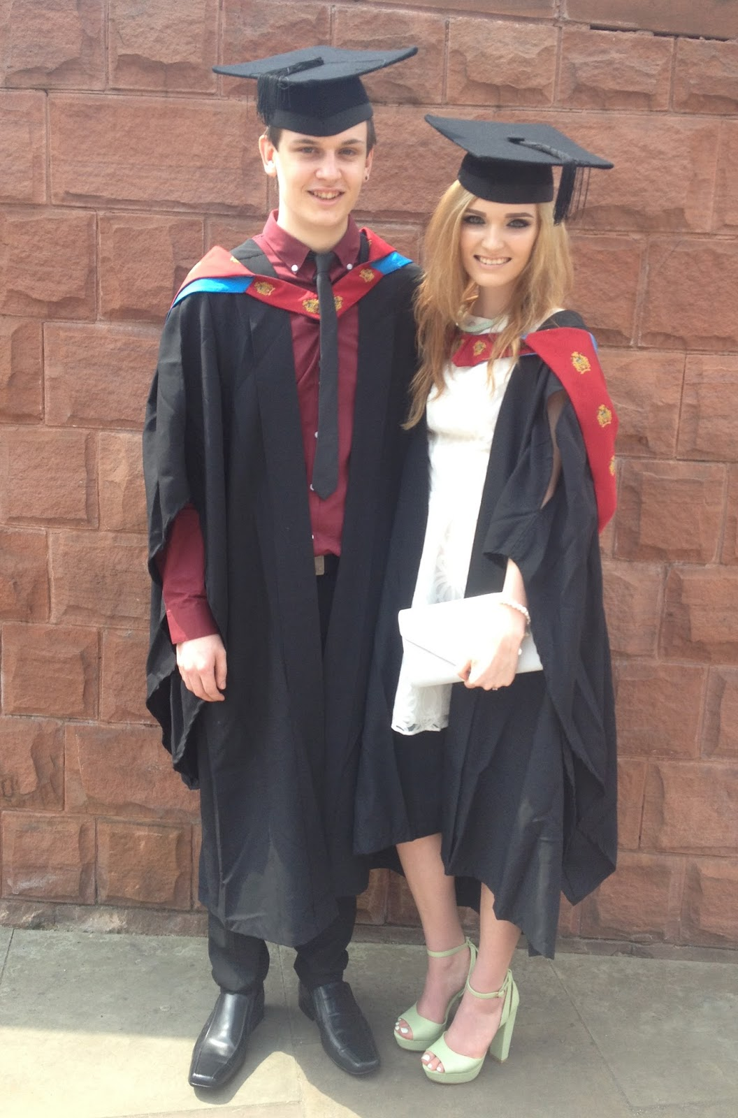 Old Fashioned Mmu Graduation Gown Image - Wedding and flowers ...