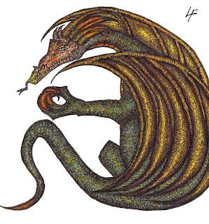 Drachenheim Dragon Inspired Press Card Game