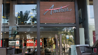 Neil Writes About Andres Restaurant Philippines Review Facade