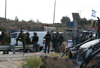 Israel mata palestino armado com faca perto de colônia