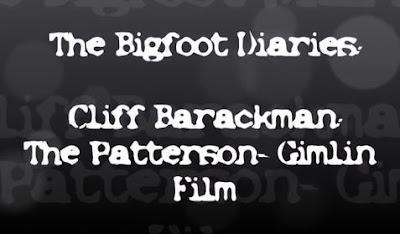 Cliff Barackman Discusses Patterson-Gimlin Film