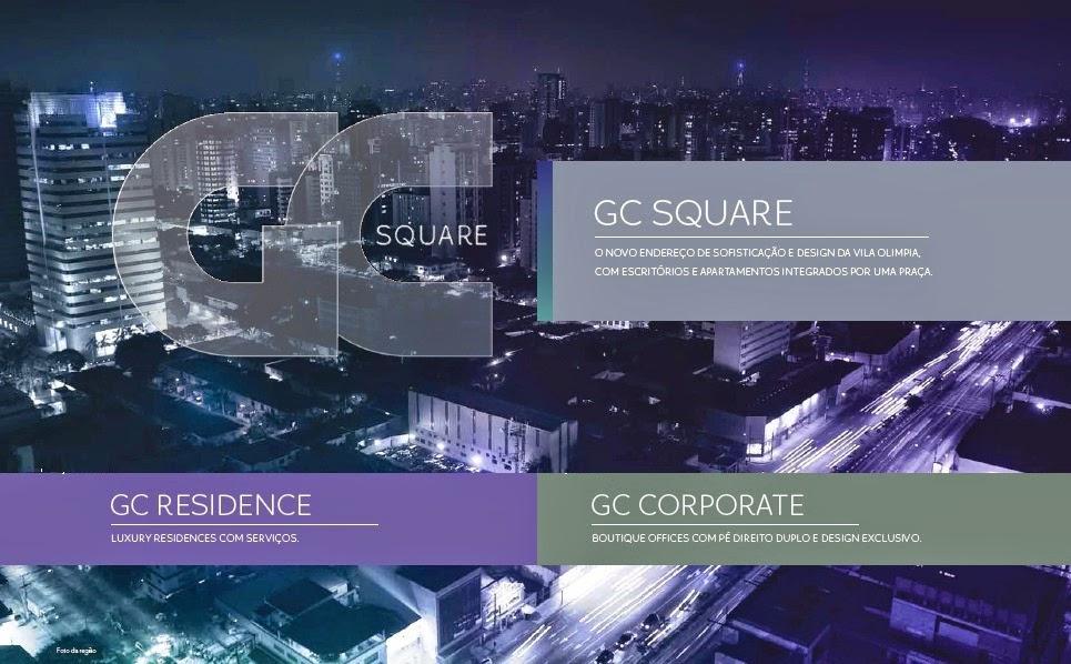 GC SQUARE Corporate - Lajes de 630m² na Rua Gomes de Carvalho, Vila Olímpia, São Paulo-SP