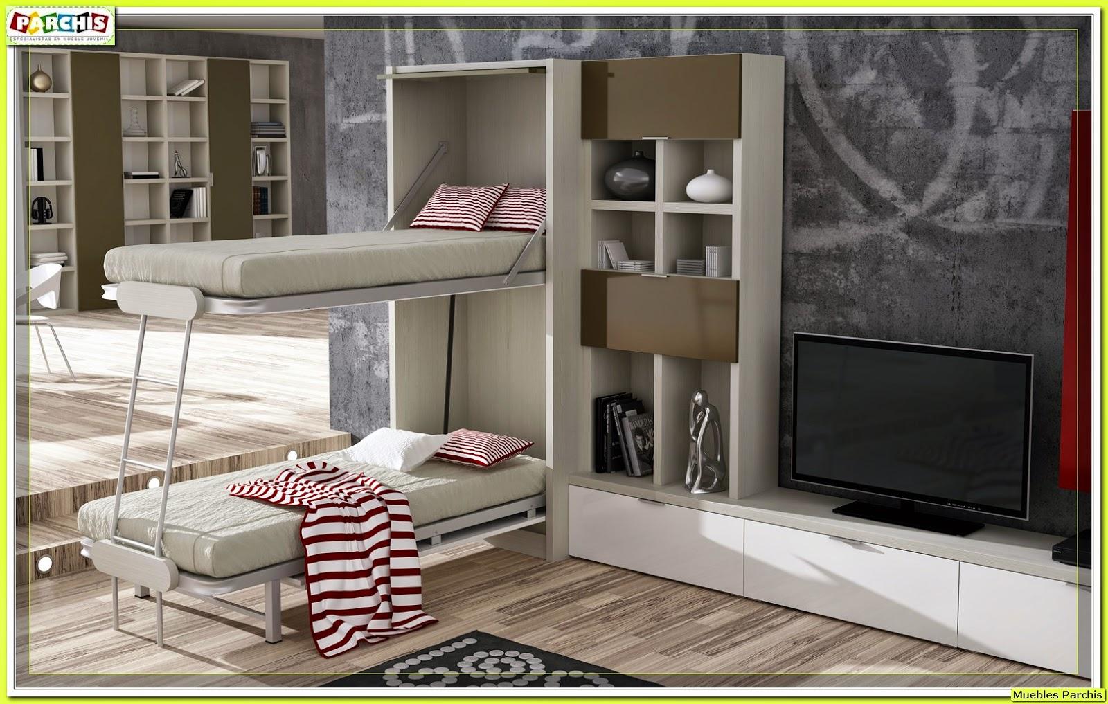 Muebles juveniles dormitorios infantiles y habitaciones - Muebles infantiles dormitorios ...