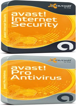 Avast Pro Antivírus + Avast Internet Security 6.0 PT-BR