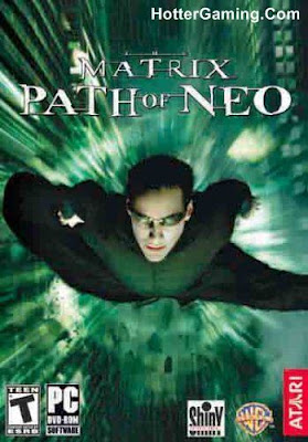 Free Download The Matrix Path of Neo Pc Game Cover Photo