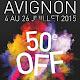 1ers repérages festival Avignon #off15
