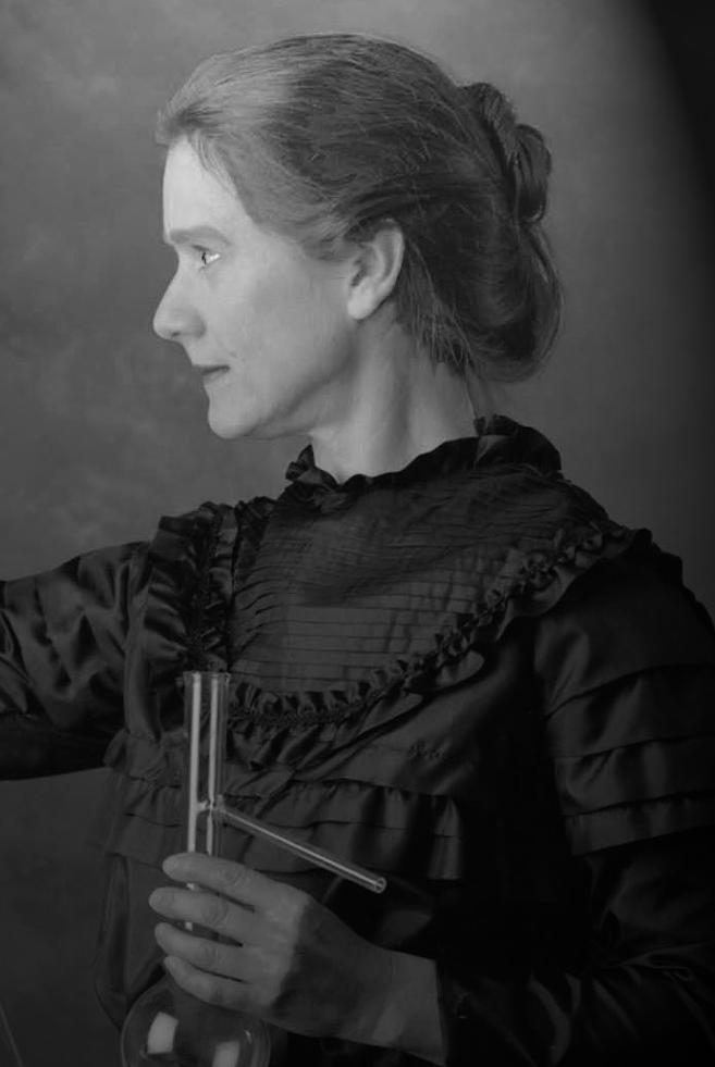 Kisah penemuan Radioaktivitas oleh Marie Curie