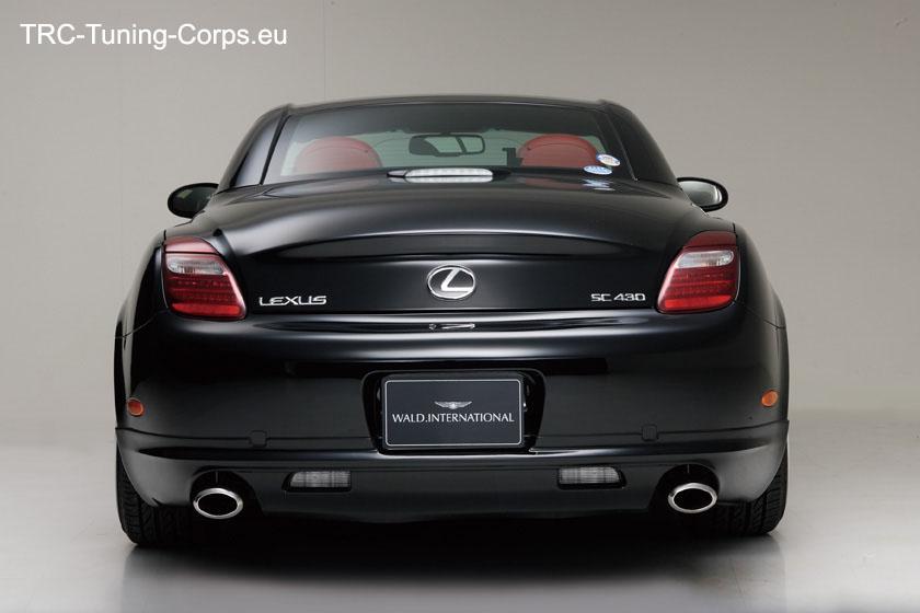 Lexus SC, Toyota Soarer, Z40, SC430, V8, RWD, galeria