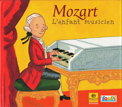 Wolfgang Amadeus Mozart - Découverte des Musiciens ...