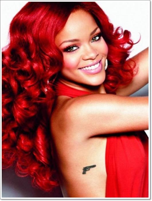 Im Mittelpunkt stehen: Mit Roten Haaren ist es möglich