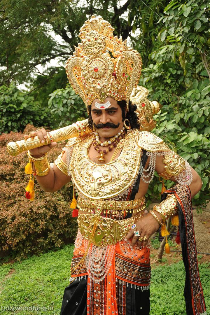 Srihari As Yama Dharma Raju In Yamaho Yama