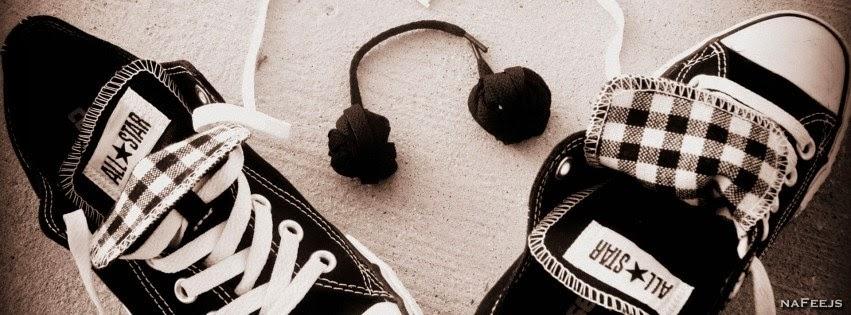 Converse kocham muzykę nafeejs