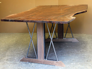 walnut+slab+table+3 20 Years of Open Studio