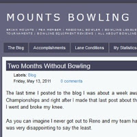 The Mounts Bowling Blog
