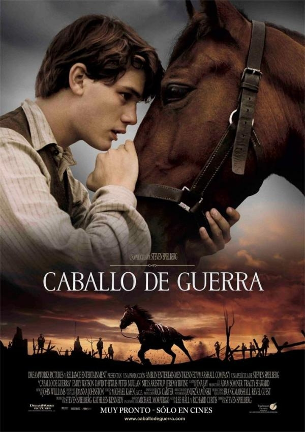 War Horse is the epic story of a friendship between a horse named Joey