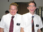 Elder Cooper and Elder Benson