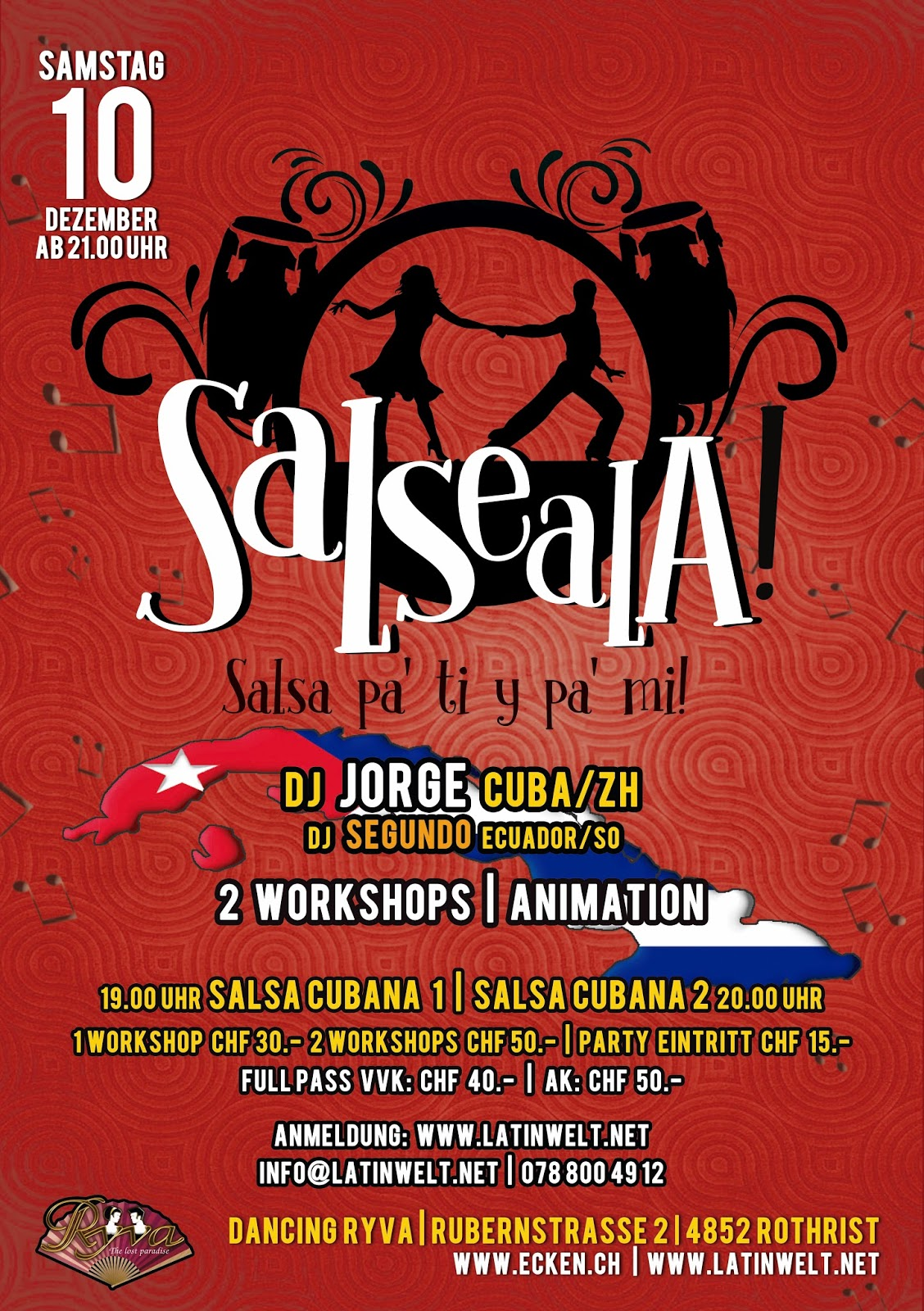 SALSEALA PARTY