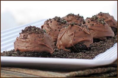 oreo σοκολατάκια