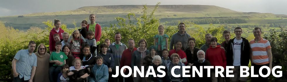 Jonas Centre Blog 2016