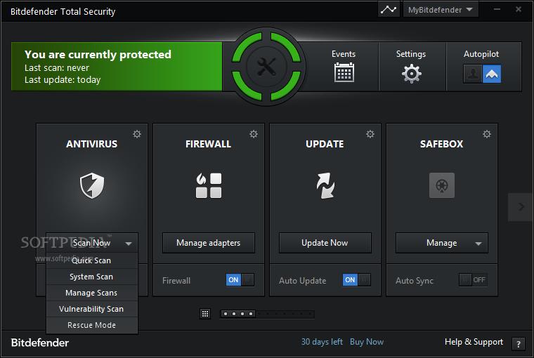 Bitdefender Total Security 2014 [40% Off)
