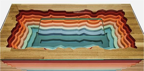 Decora y disena chimeneas modernas de mesa - Chimenea de mesa ...