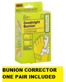 Best bunion night splint