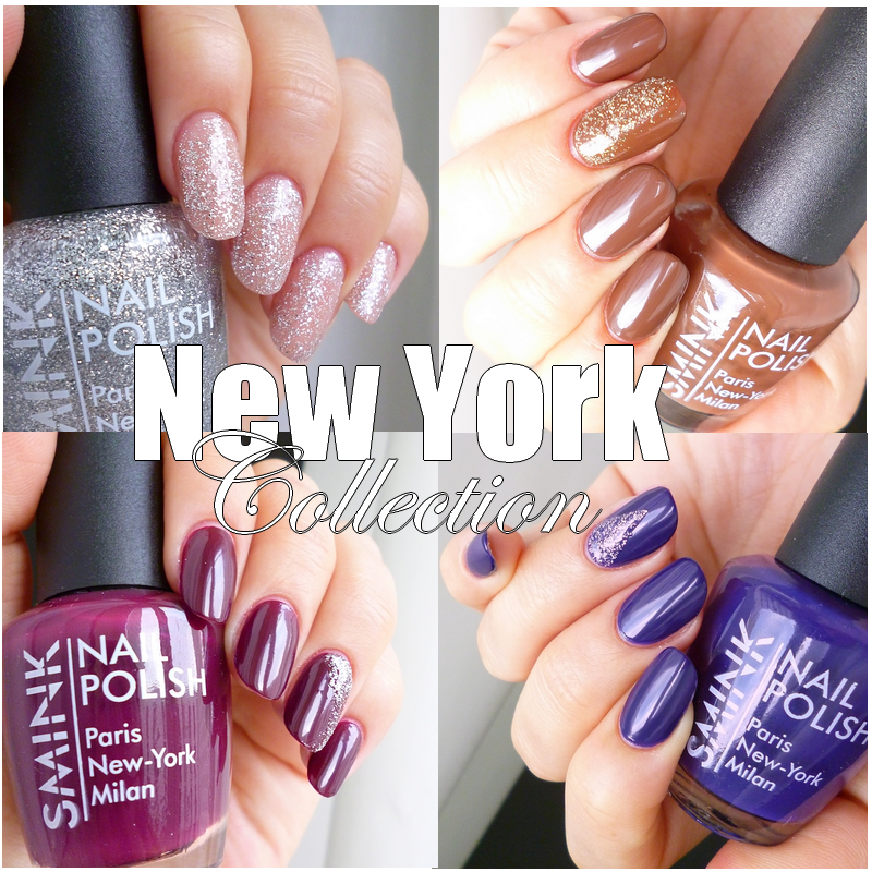 Vernis à ongles Smink - Collection New York.