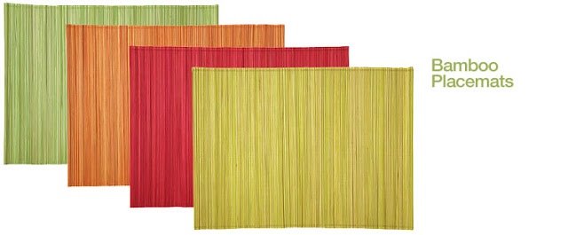 Bamboo Placemats5