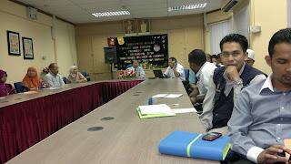 Taklimat khas Program saringan kesihatan perkeso@kluang