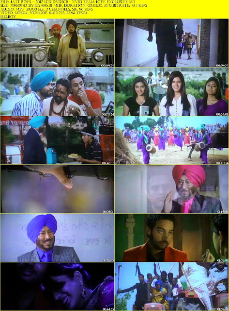 Jatt Boys 2013 Punjabi Movie Download