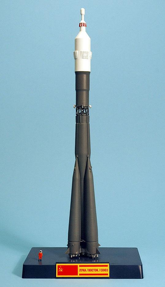 vostok rocket model - photo #1