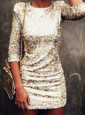 fashion girl gold dress new years outfit Favimcom 356702 - Her G�ne Bir Elbise