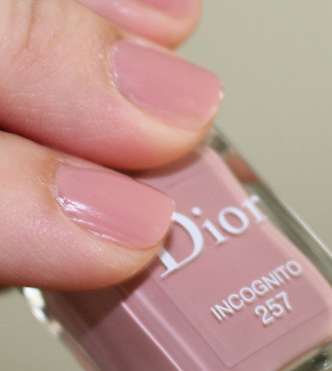 Pondering Beauty: Dior Vernis Gel Shine Long Wear Nail Lacquer in ...