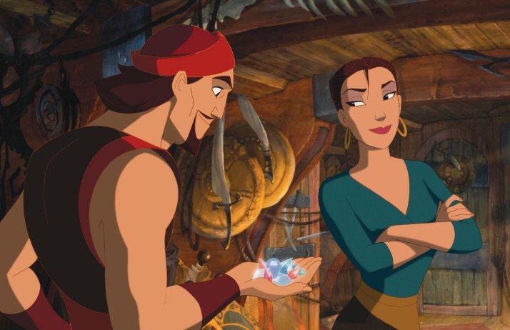 The Art of Sinbad Legend of the Seven Seas