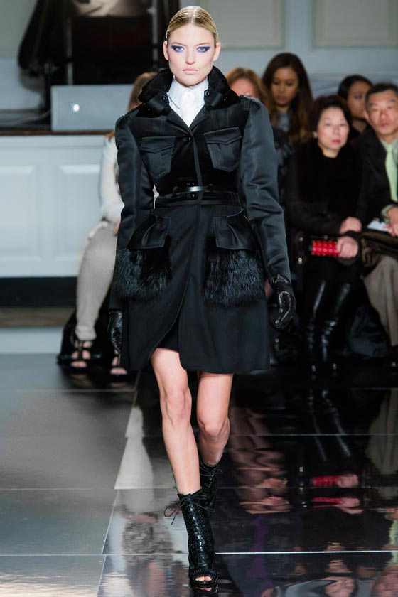 Jason Wu fall winter 2013