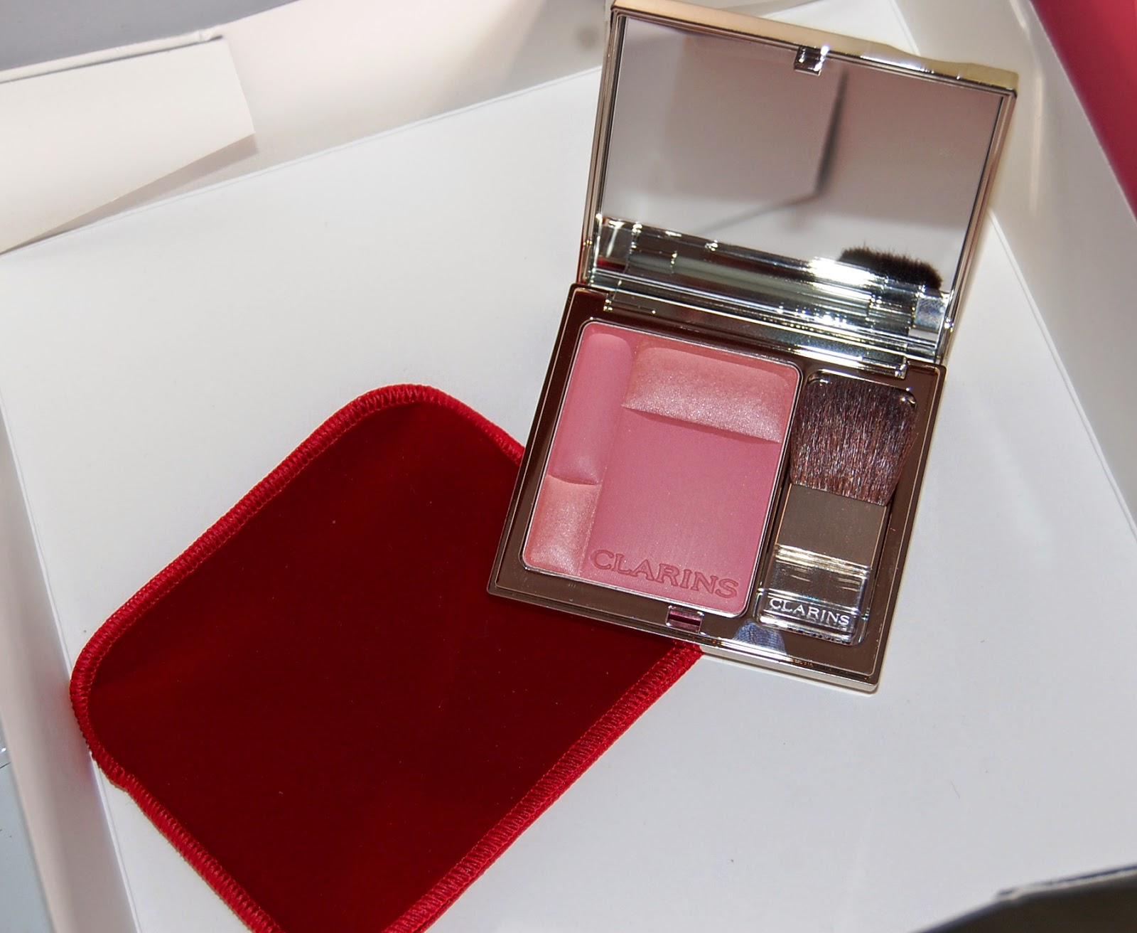Clarins Sweet Rose Blush Prodige