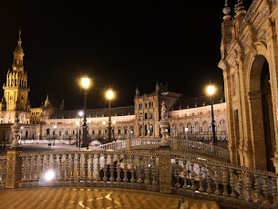 Plaza de Espana a Siviglia