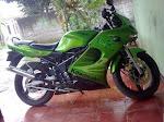 Kawasaki Ninja 150RR,Hubungi 02190274455,Rp 27.000.000