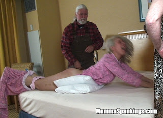 007 An Old Fashioned Spanking