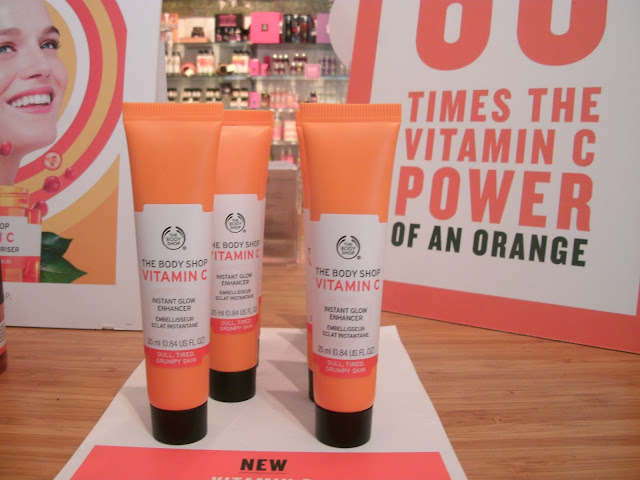 The Body Shop Galway Vitamin C