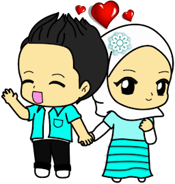 sweet couple after IJAB
