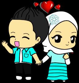 sweet couple after IJAB